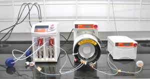 Research & Development: Continuous Flow Reactor in the Process  Intensification Lab