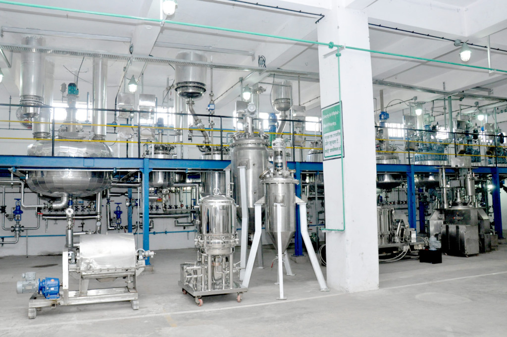 CRAMS / Pilot Plant: Batch Reactor Train and Other Equipment