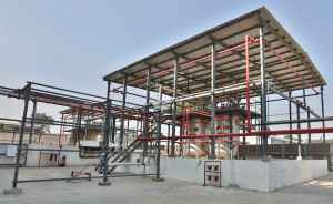 Production Site: Ethylene Oxide and Isobutylene Tank Farms