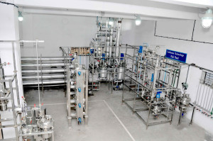 CRAMS / Pilot Plant: Continuous Technology Overview