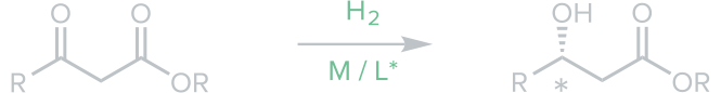 ß-Ketoesters and Acids