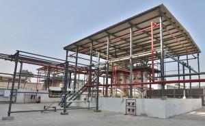Ethylene Oxide / Isobutylene Tank Farms