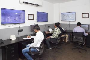 Process Automation Control Centre: Plant 2