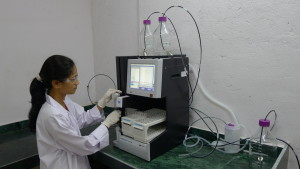 Automated Flash Chromatography