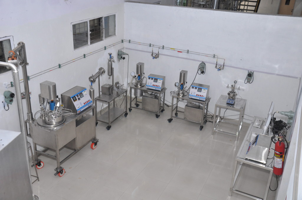 High Pressure Laboratory