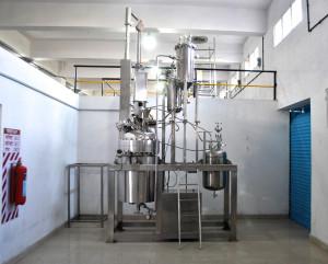 High Pressure Pilot Plant