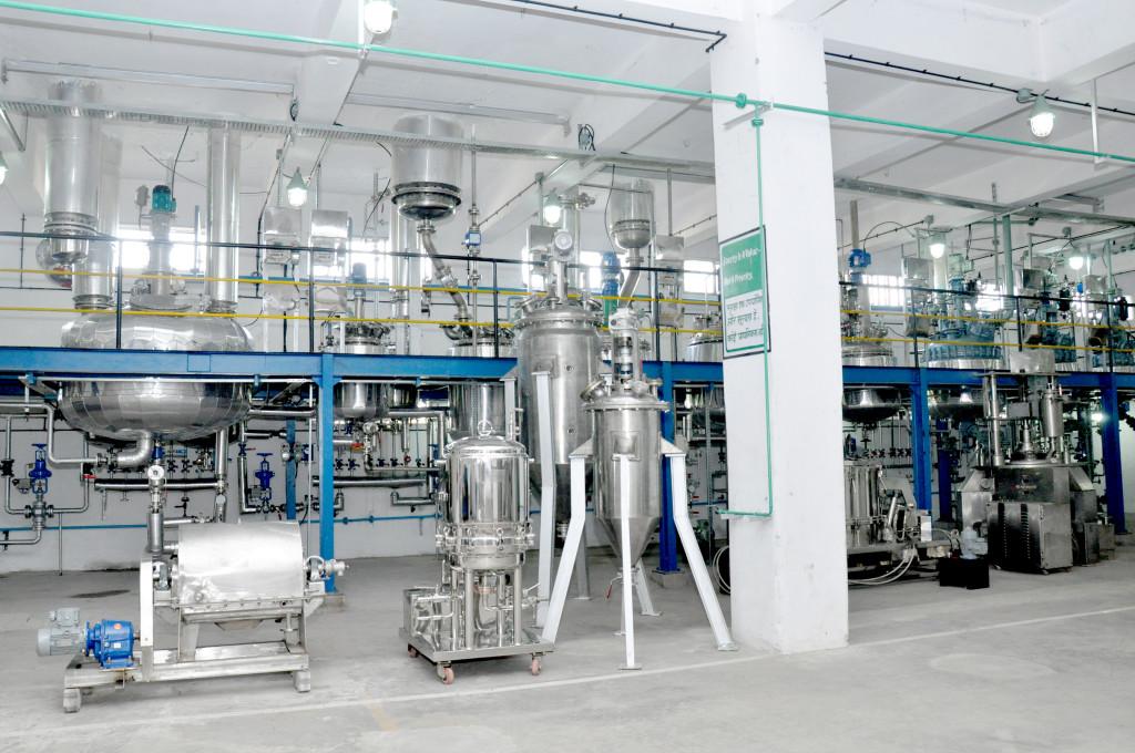 Batch Reactors Pilot Plant 1