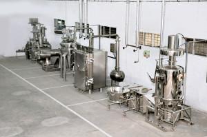 Pilot Plant Dryers