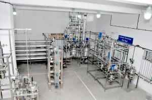 Continuous Reaction Technology Pilot Plant